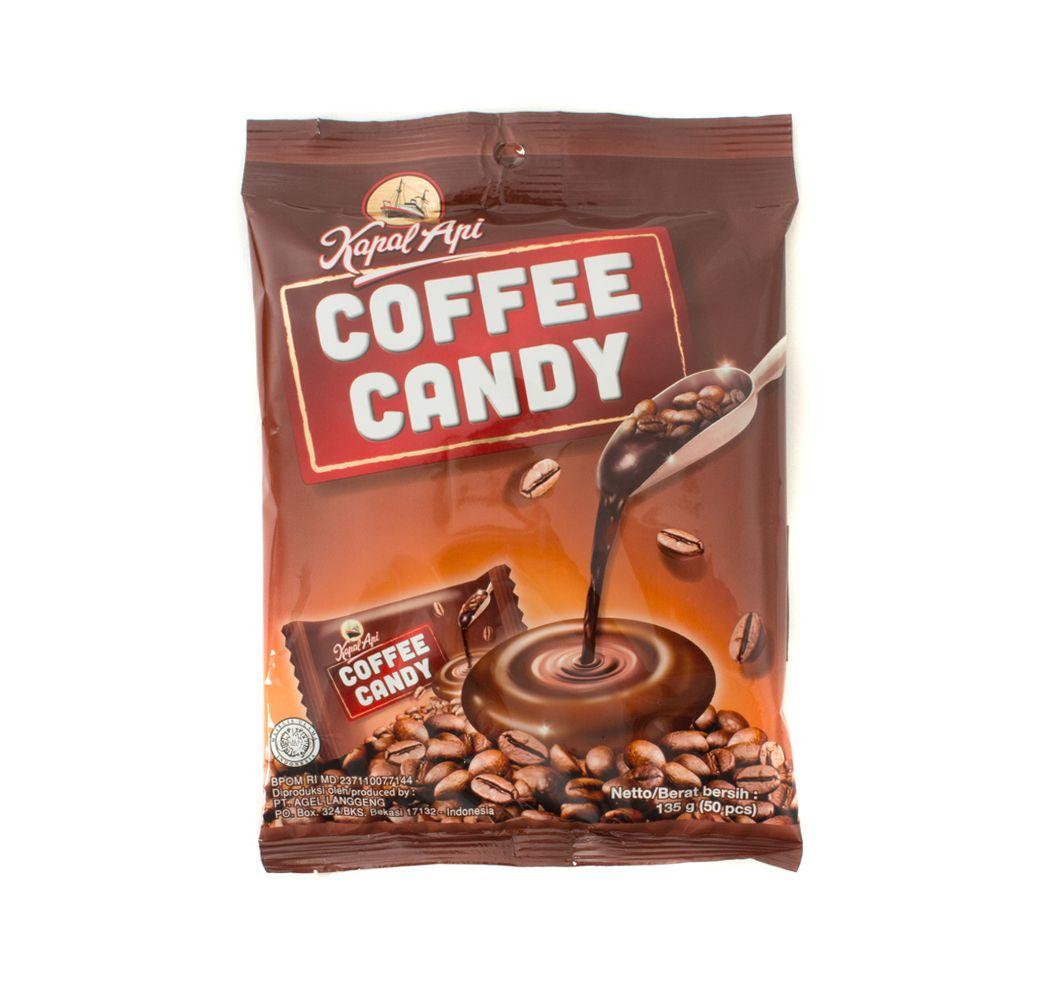 Coffe candy 135 g Coj s.r.o.