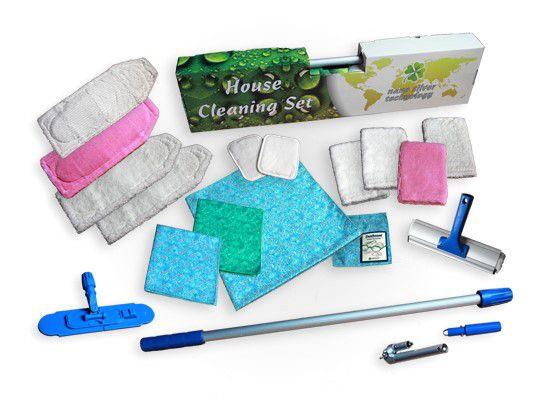 Domáca čistiaca sada + kozmetická sada Raypath® International