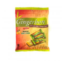 Gingerbon Natural Honey citrón s medom 125g Coj s.r.o.