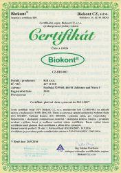 Kitl Smrkáček BIO je sirup z mladých smrkových výhonků s vitamínem C.