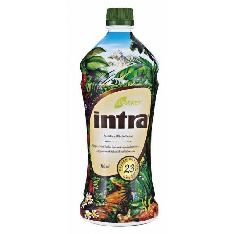 Intra 950 ml - harmonizačné bylinné tonikum Lifestyles