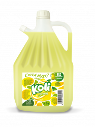 Koli sirup EXTRA hustý 3lt citrón