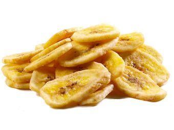 Banán sušený (plátky) 500gr Bezva zdraví s.r.o.