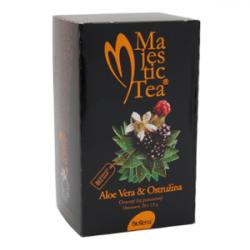 Biogena Majestic Tea Aloe Vera & Ostružina20 x 2,5 g
