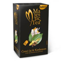 Biogena Majestic Tea Černý čaj & Kardamom 20x1,5g