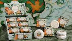 Kazeta ručne balených mydiel Saponificio Artigianale Fiorentino