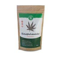 Zelená země Konopné semienka nelúpané BIO 500g Komplexní výživa a nejzdravější semínko pro organismus. Zelená Země s.r.o.