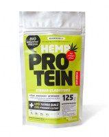 Zelená země Konopný protein v BIO kvalitě - vysoce kvalitní rostlinná bílkovina. 125 g Zelená Země s.r.o.