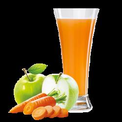 Ovocňák  - Mošt 100% jablko+mrkev 200 ml