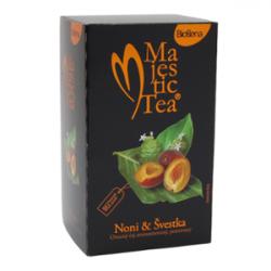 Biogena Majestic Tea Noni & švestka 20 x 2,5g