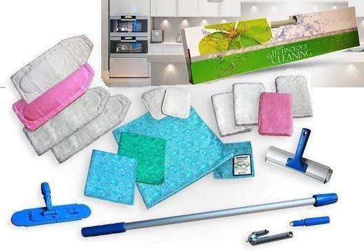 Raypath® EKO EXCLUSIV - domáca čistiaca sada Raypath® International