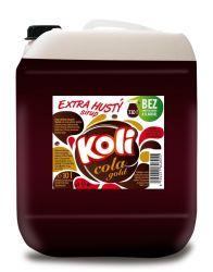 Koli sirup EXTRA hustý 10lt cola gold