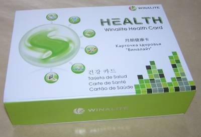 HEALTH karta