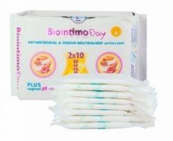 Anion BioIntimo dámske hygienické denné vložky DUO pack 2x10ks s anionovým páskem BioIntimo Corporation