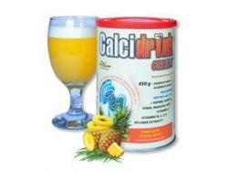 CALCIDRINK®je vitamínový a minerálny doplnok stravy s účinkom, ktorý podporuje správnu výživu kostí, kĺbov a zubov. ORLING s.r.o. Ústí nad Orlicí