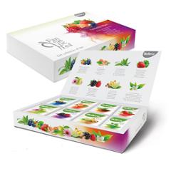 Biogena Fantastic Maxi 64 sáčků Dárková kolekce pravých, ovocných a bylinných čajů. Najdete v ní všechny příchutě pěkně pohromadě. Biogena CB s.r.o.