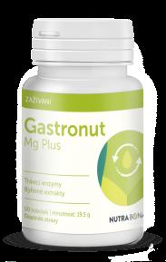 GASTRONUT plus tobolky 50ks tráviace enzýmy NUTRA-BONA