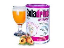 GELADRINK ARTRODIET nápoj - udržovacia výživa kĺbov ORLING s.r.o. Ústí nad Orlicí