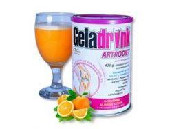 GELADRINK ARTRODIET - pomeranč, nápoj - 420g