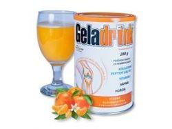 GELADRINK - mandarinka, nápoj - 280g