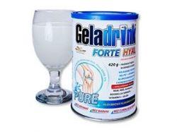 GELADRINK® FORTE HYAL - PURE - bez aromat, barviv, cukrů a sladidel, nápoj - 420 g