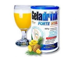 GELADRINK® FORTE HYAL -  nápoj - 420 g