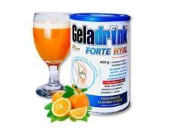 GELADRINK® FORTE HYAL - pomeranč, nápoj - 420 g
