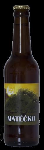 Joker Matéčko 0,33 L Povzbuzující nápoj plný jihoamerického Yerba Maté. Joker Cider s.r.o.