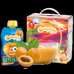 Ovocňák  - Pyré jablko+meruňka 120 ml