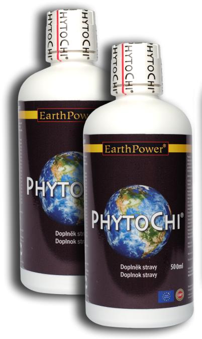 PhytoChi™- 2x500ml - bylinný prípravok podľa tradičnej čínskej medicíny Earth Power
