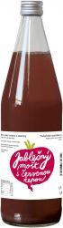 Podorlická sodovkárna mošt 80 % jablko 20 % řepa 0,75 l - Řepa dodává tumuto moštu nezaměnitelnou barvu. Je velmi oblíbený především u žen. Podorlická sodovkárna Rychnov n/ Kněžnou