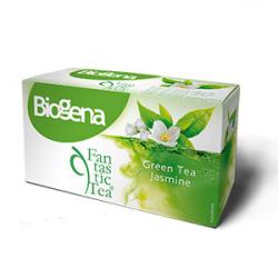 Biogena Fantastic Tea Jasmine Green20 x 1,75 g