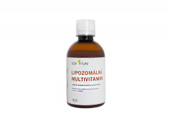 Bornature LIPOZOMÁLNY MULTIVITAMÍN 300ml