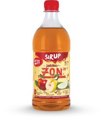 ZON - Jablko  Extra sirup  0,7l