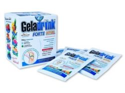 GELADRINK® FORTE HYAL - 7 příchutí / 14 sáčků  nápoj