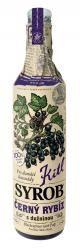 Kitl Syrob Černý rybíz 500 ml obsahuje vysoký podíl ovocné složky. Na 100 ml sirupu je použito 104 ml ovocné šťávy a dužniny.