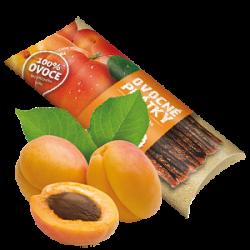 Ovocňák - Ovocné plátky - Jablko - meruňka 20g