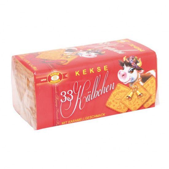 Sušenky karamelový Korovka 180g