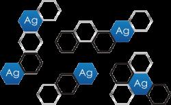 Suspenze nano stříbra 1lt částice stříbra (Ag), a H 2 O, velikost částic je 6-12nm, koncentrace 250 ppm