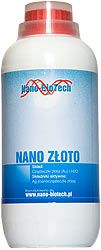 Suspenze nano zlata 200ml