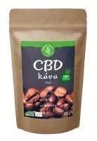 Zelená země CBD káva BIO 250g - Kvalitní kolumbijská káva obohacená o CBD. Plná chuť, bohaté aroma. Zelená Země s.r.o.