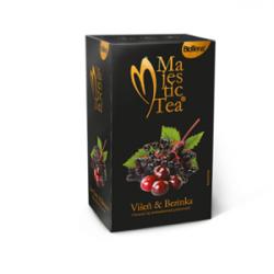 Biogena Majestic Tea Višňa & Bezinka 20x2,5g