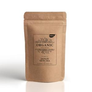 Biogena Organic Japan Sencha 100g Prvotriedna sypané čaje v biokvalite. Biogena CB s.r.o.