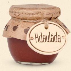 Chuť Moravy - Kdouláda je ovocná pochúťka z plodov dula obyčajnej. 100 ml