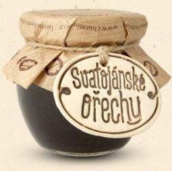 Chuť Moravy Svätojánske orechy 100 ml