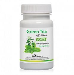 Green Tea Forte 30 cps - Blue Nature
