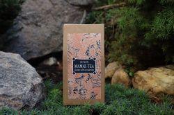 MAMA'S TEA - ZELENÝ ČAJ so škoricovou PRÍCHUŤOU - MAMA'S GREEN TEA CINNAMON 100 G