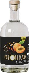 Podorlická sodovkárna -  Meruňkovice 50 %   0,5 l  -ovocný destilát